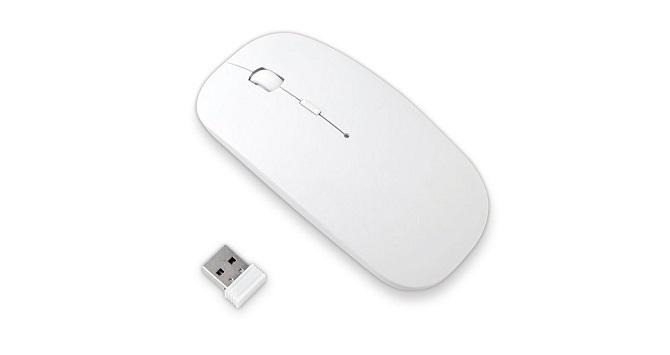 スリムなデザインのTitiko ワイヤレスマウス