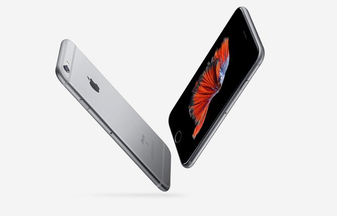 UQモバイル スペースグレイiPhone 6 32GB