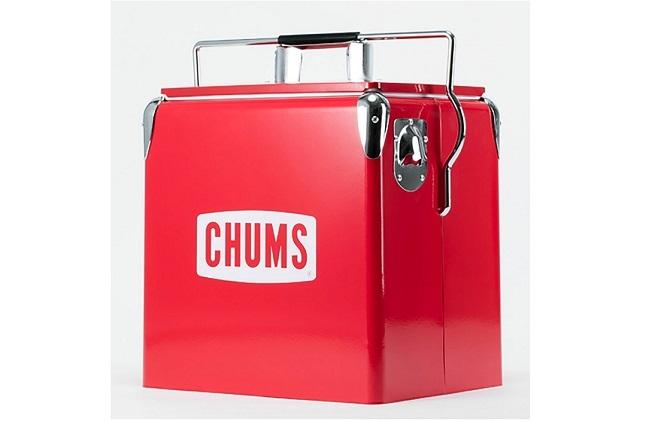 CHUMS(チャムス) スチール クーラーボックス