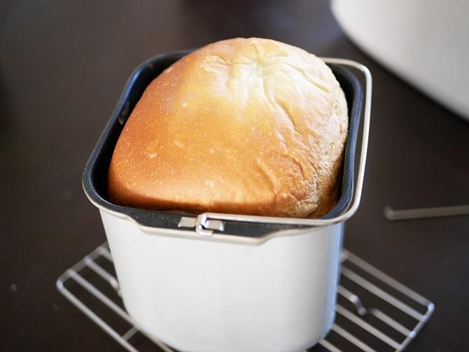 ふっくら焼きあがったスイートパン