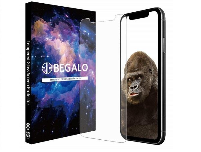 ゴリラガラスの箱とiPhone