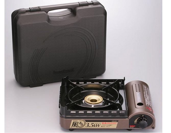 風まる CB-KZ-1-Aの本体と専用ケース