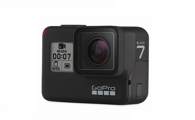 GoPro HERO7 Black本体