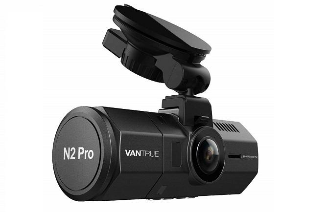 VANTRUE N2 Pro 前後カメラ