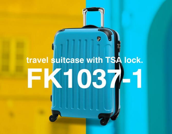 グリフィンランド スーツケース fk1037-1