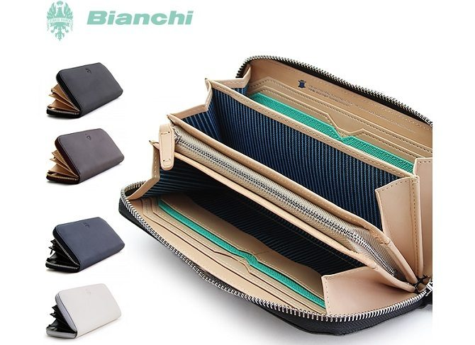 BIANCHI(ビアンキ)BIA 長財布