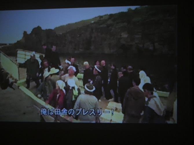 映画内の字幕