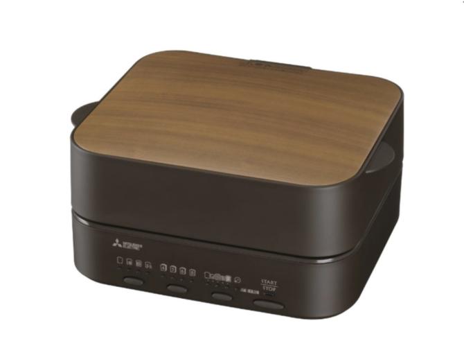 三菱 オーブントースター ブレッドオーブン TO-ST1-T