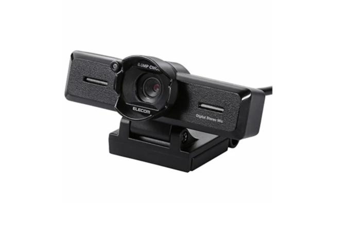 エレコム WEBカメラ