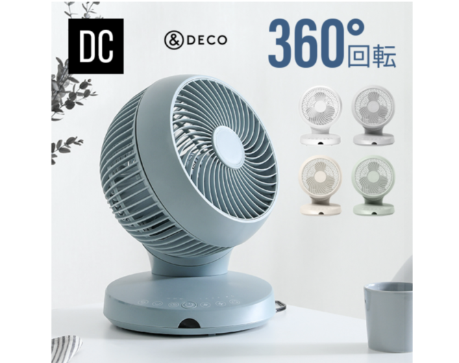 &DECO アンドデコ