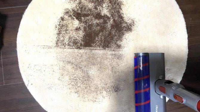 刷り込んだコーヒー粉吸うRS1