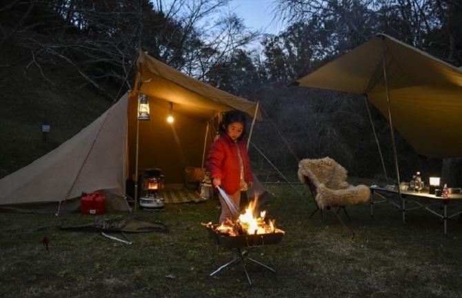 キャンプ用ランタンとは